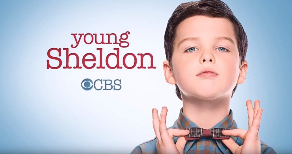 Young Sheldon The Big Bang Theory