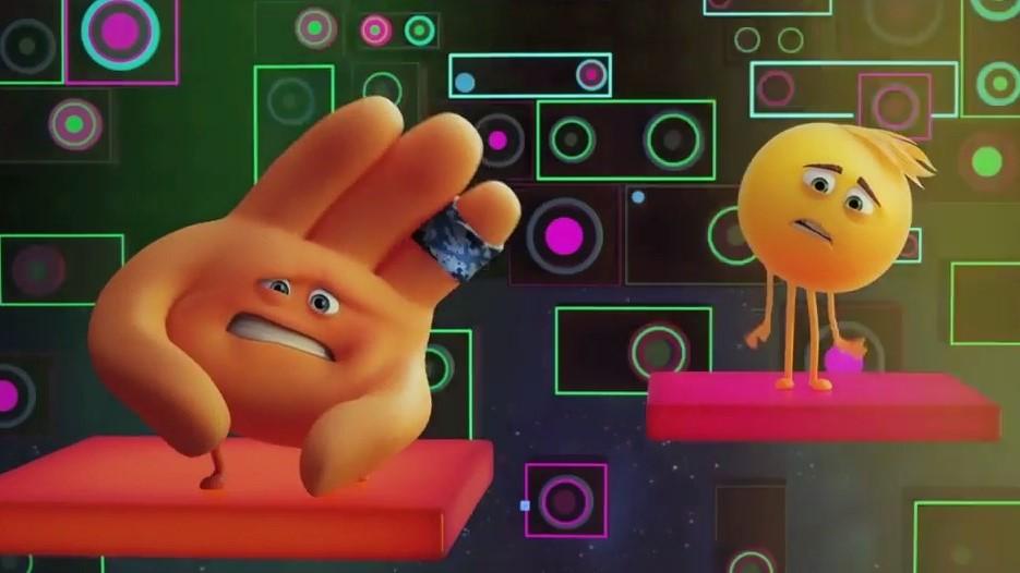 emoji filme