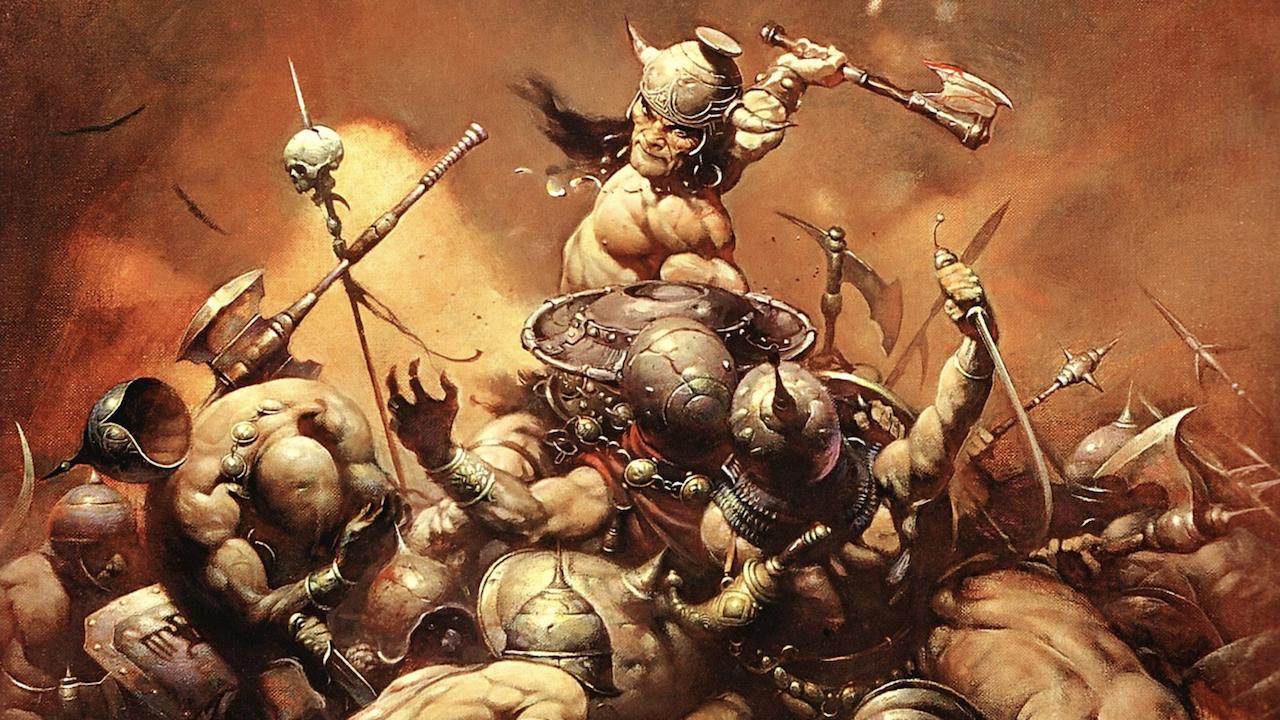 Conan fantasia Medieval