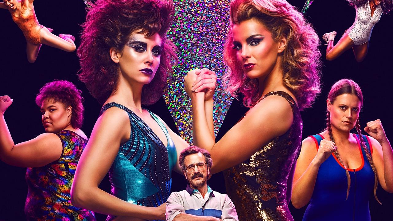 GLOW Nova série Netflix