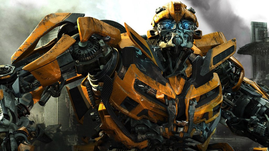 Bumblebee filme transformers