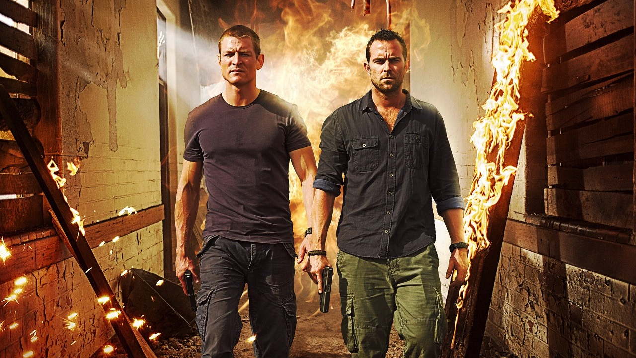Strike Back Cinemax series