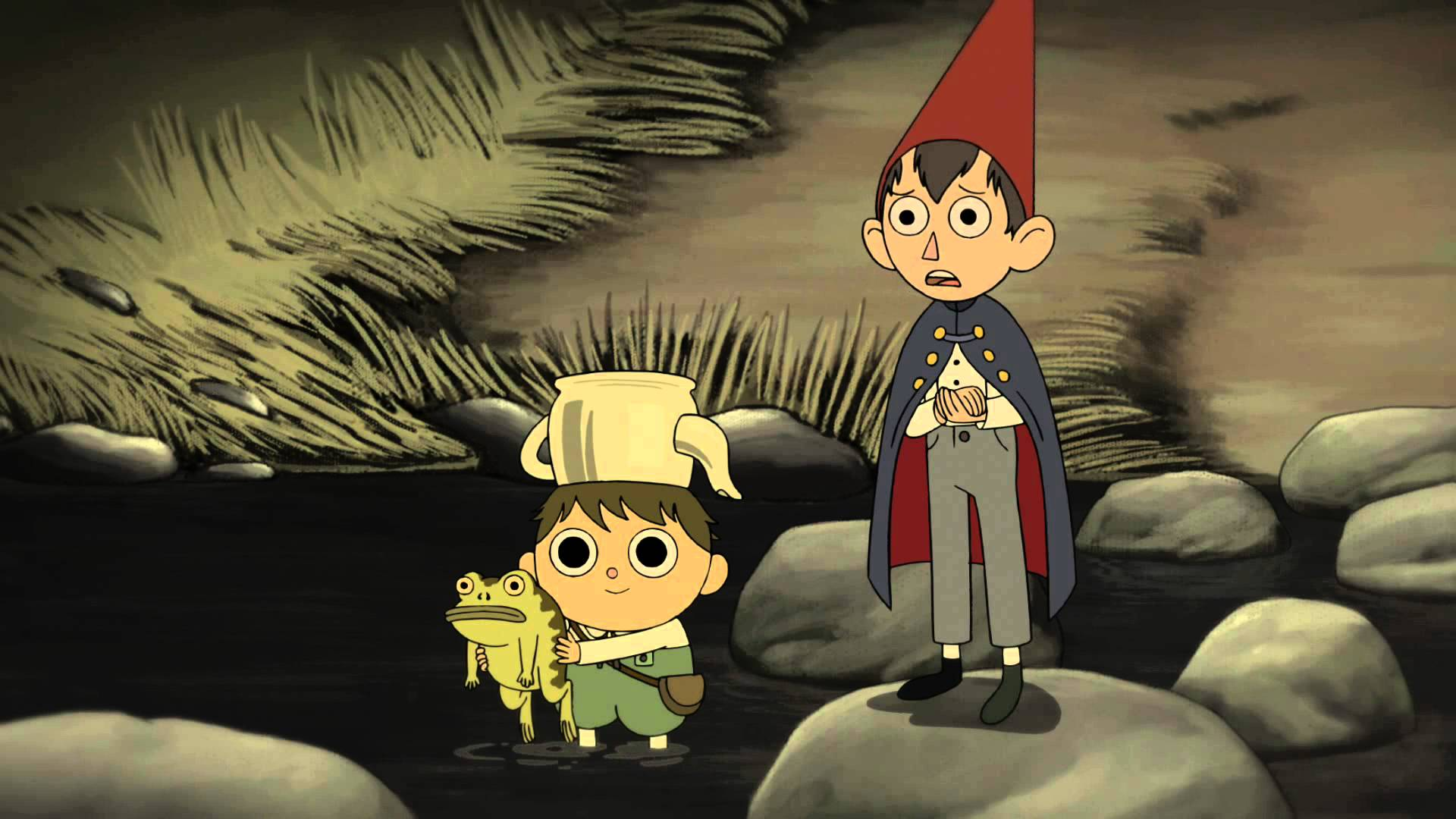 over the garden wall o segredo alem do jardim animacao cartoon network