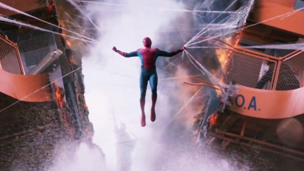 Homem Aranha de volta ao lar filme