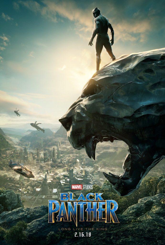 pantera negra poster trailer