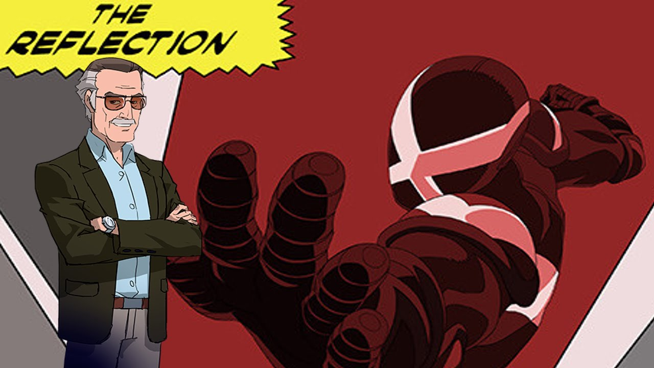 The Reflection anime stan lee