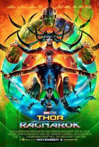 Thor Ragnarok poster trailer