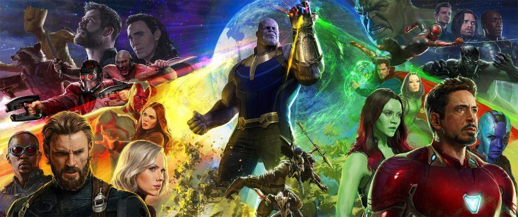 Vingadores Guerra Infinita Poster Trailer