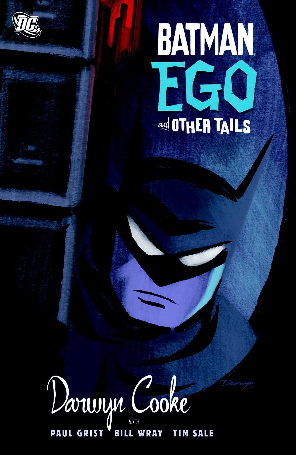batman ego quadrinhos