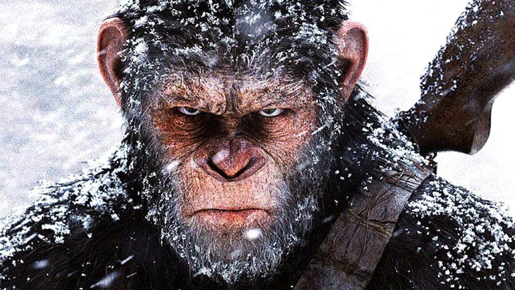 Planeta dos Macacos A Guerra