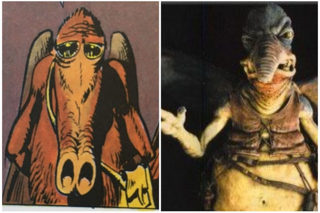 Watto Valerian star wars