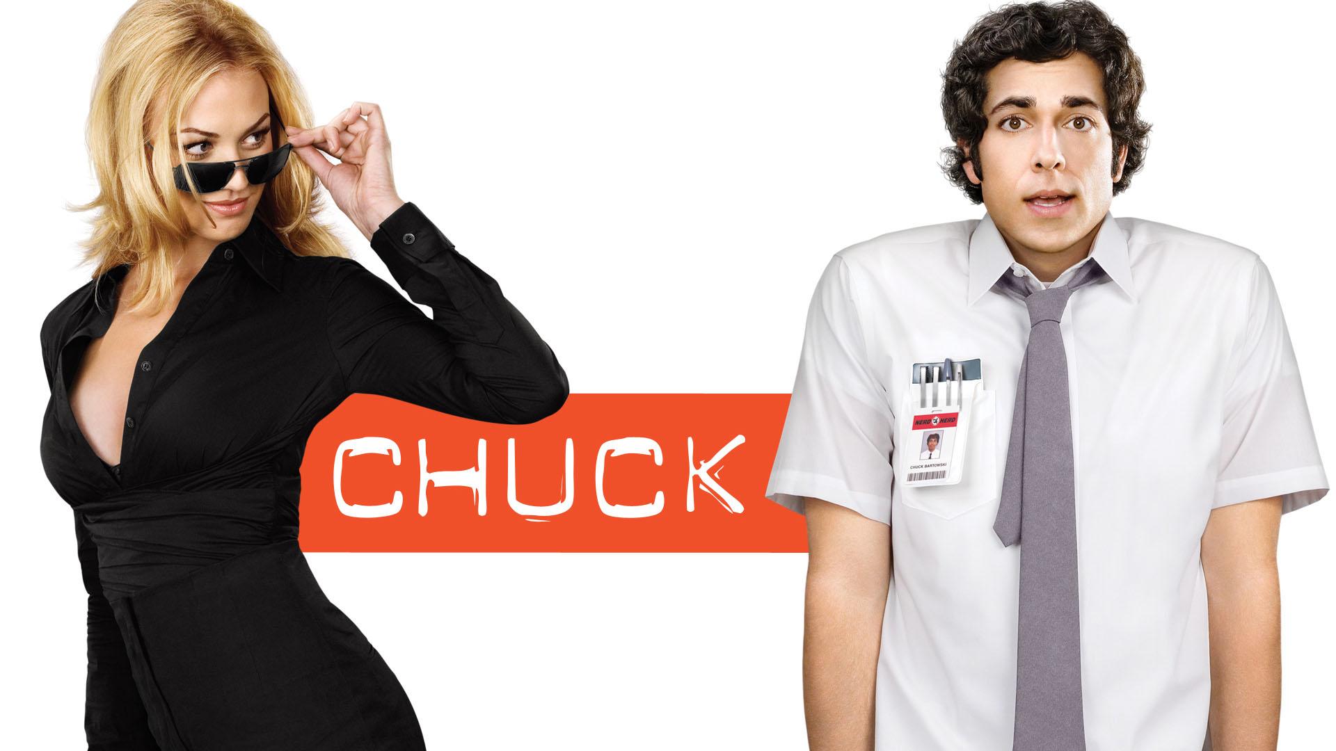 Chuck é a série de ação que todos deveriam assistir!