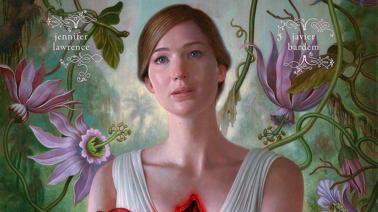 Mãe! crítica do filme de Darren Aronofsky