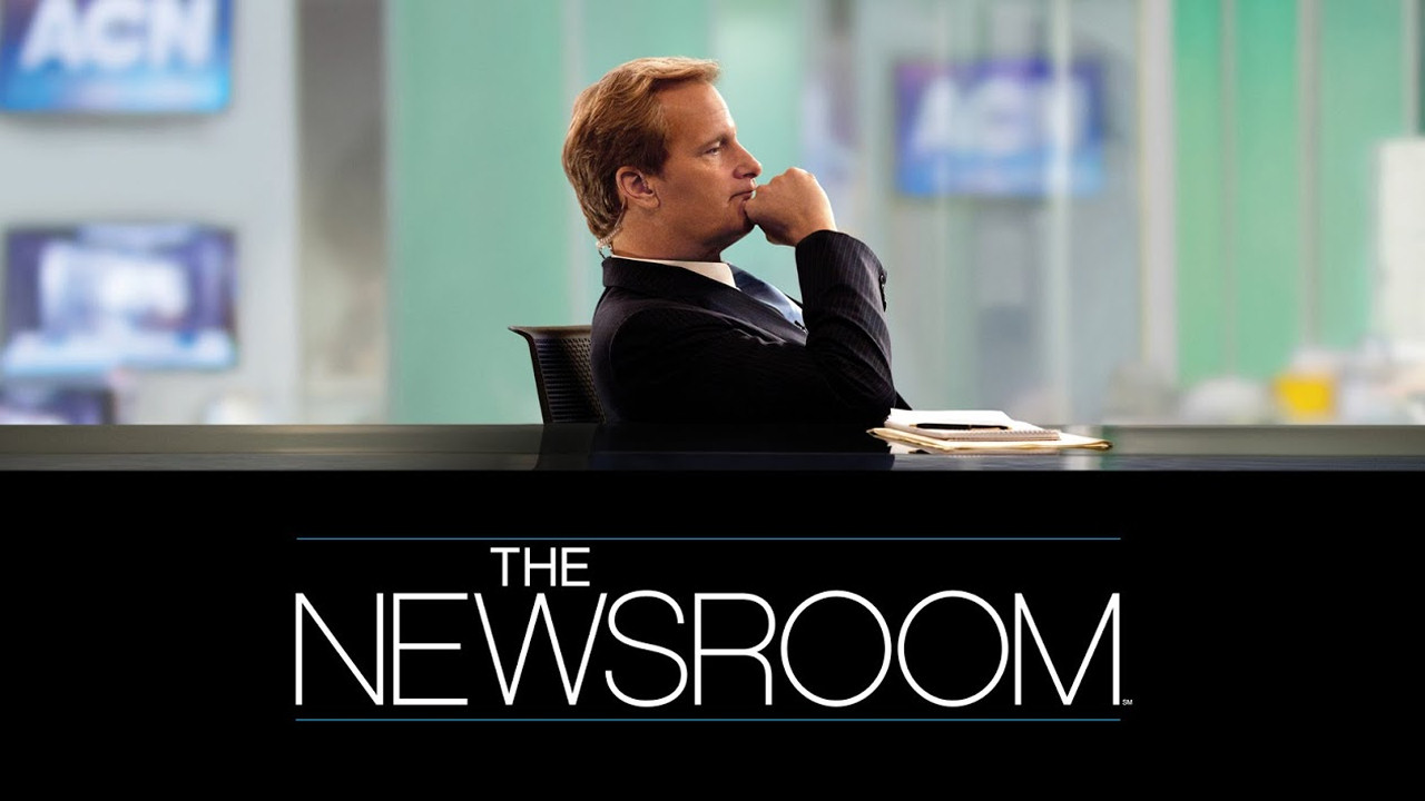 The Newsroom: Uma obra-prima esquecida da HBO