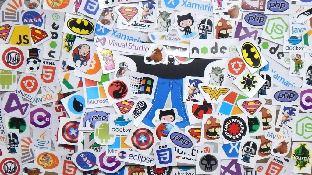 Qual é o melhor sticker para o meu notebook?