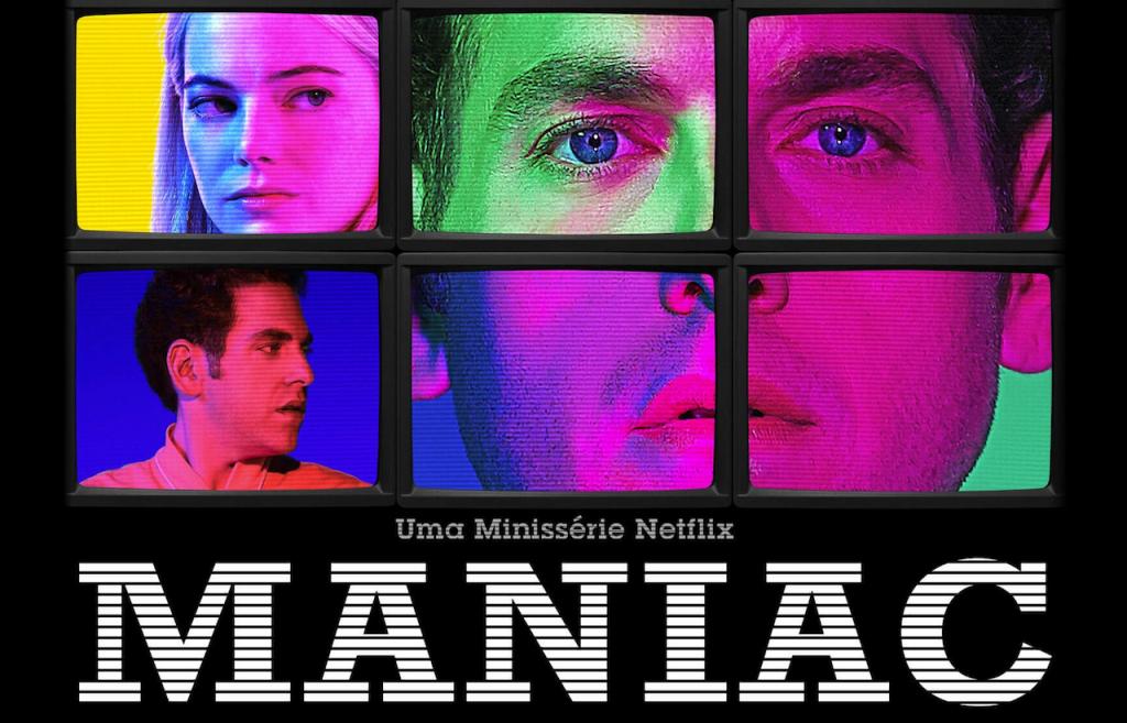 Maniac, série da Netflix