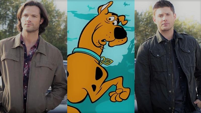 Supernatural Sobrenatural Scooby doo