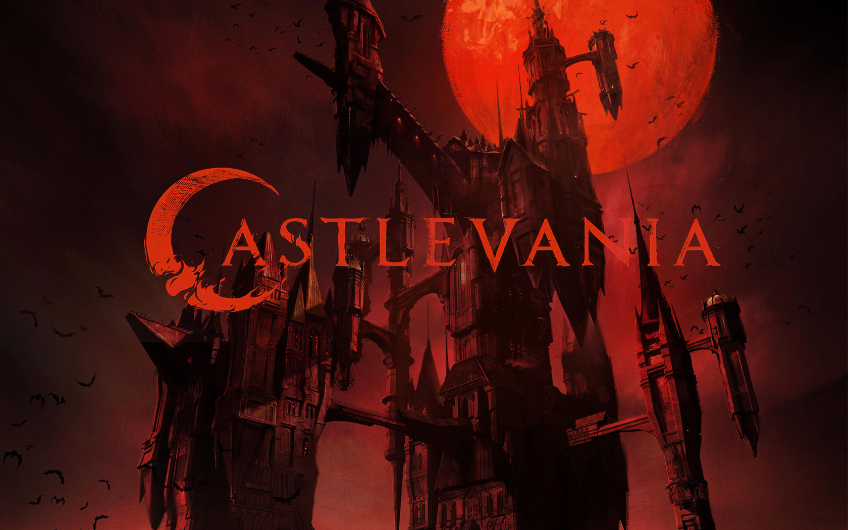 Castlevania anime Netflix