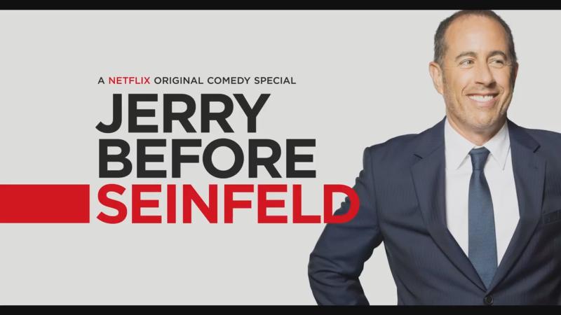 Resenha: Jerry Before Seinfeld (Netflix)